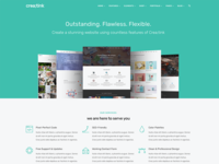 Creatink Multi-Concept HTML5 Template