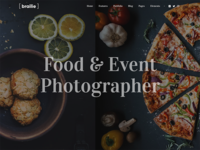 Brailie Multi-Concept Photography Template