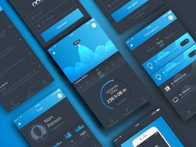 App Smart Home Odomo IOS