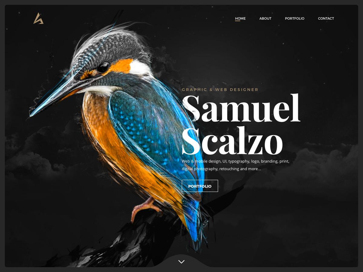 Header web scalzodesign hd