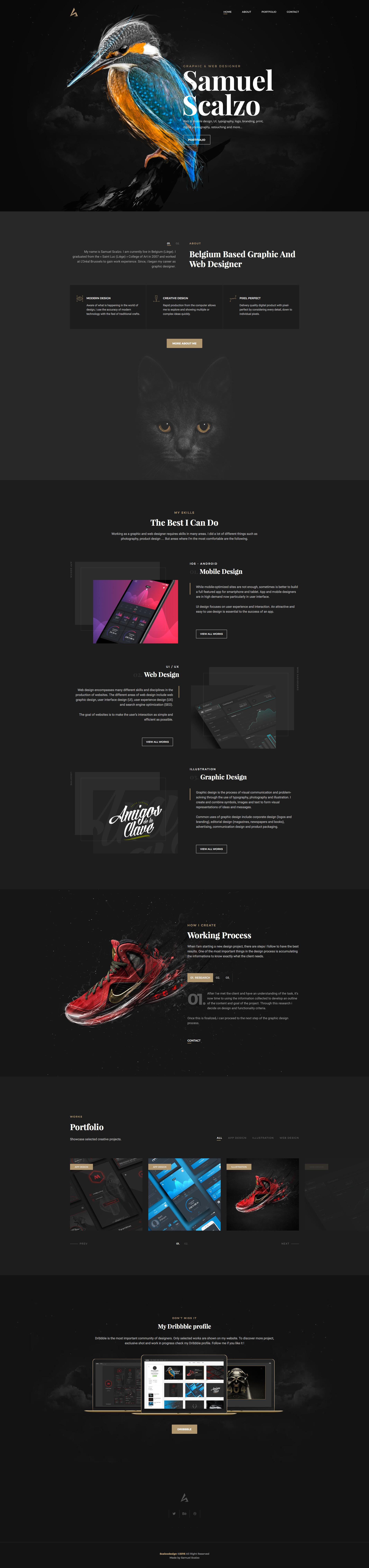 Home web scalzodesign hd