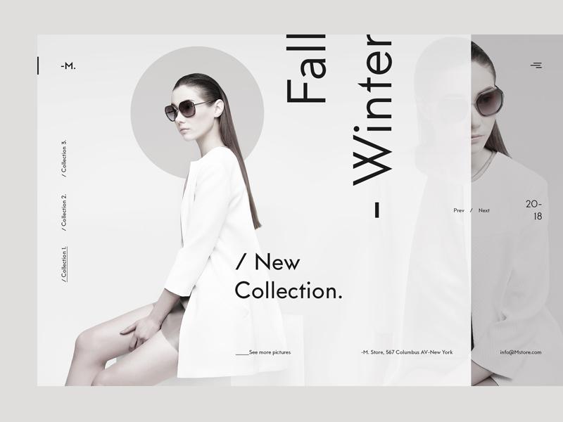web fashion design