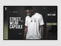 Streetwear UI