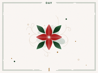 Advent Calendar · Day 1