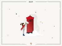 Day 9🎄💌 Dear Santa...