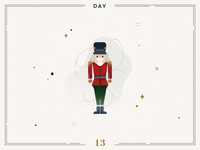 Day 13🎄🏰 The Nutcracker