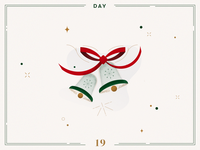 Day 19 🎄🔔Christmas Bells