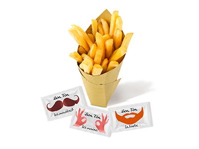 Bon Ton La Barbe et les Moustaches beard moustache hands wipes salvietta profumo