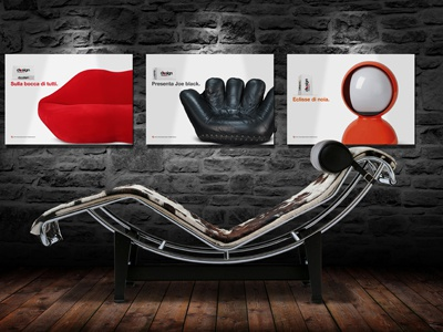 Design Memo Game beautiful relax shadows light rock wall expo color design