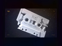 The Lost Tapes II Concept #1  🎤- Intro 3D interaction / Loader