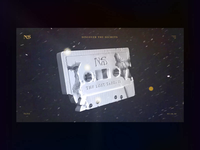 The Lost Tapes II Concept #3  🎤- 3D Grab interaction