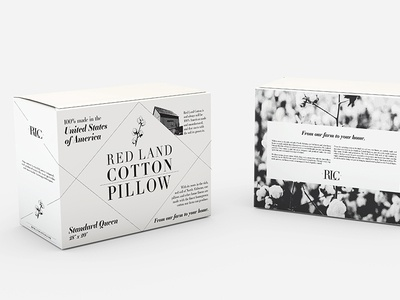 Packaging Concept for Redland Cotton