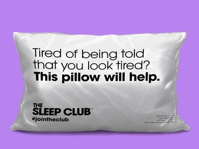 Kitsch Pillow Packaging