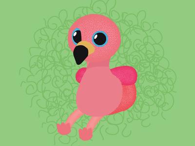 Gilda the Flamingo