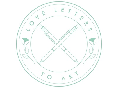 Love Letters to Art Logo