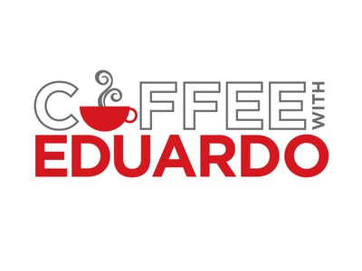 Coffee with Eduardo