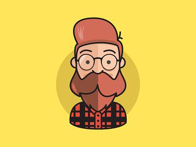 Hipster Avatar app transilvania banca avatar hipster