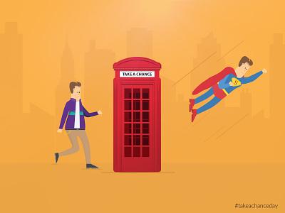 #takeachanceday superman