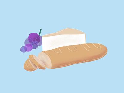 Bread + Cheese