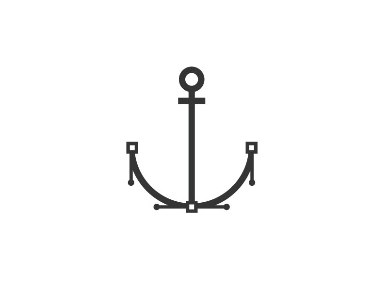 Anchorpoints sailor sail adobe illustrator anchors designs design anchor