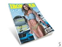 Iron Man Magazine May cover