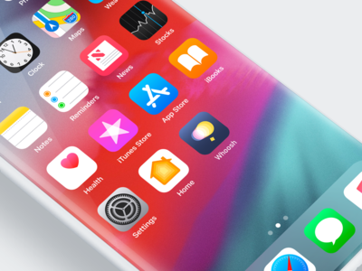 Whoosh - App Icon