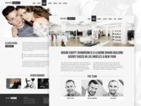 Fashion Showroom Site