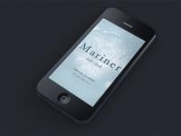 Mariner - Tide Clock App