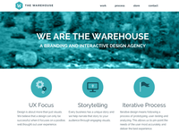 New Warehouse website