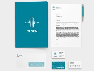 Olsen Hearing Identity Work - The Warehouse
