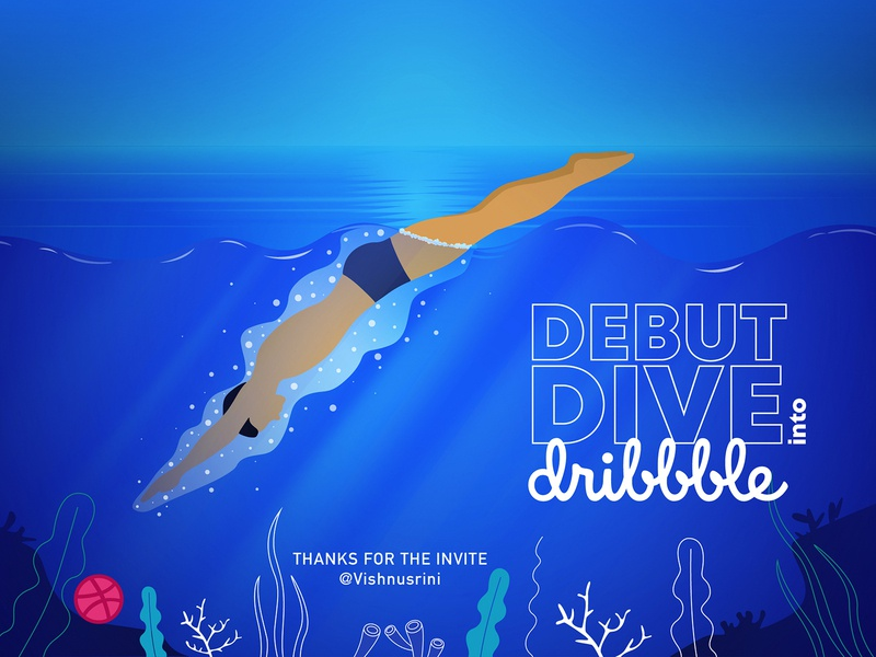 Debut Mukesh Sachdev dive underwater firstshot debutshot
