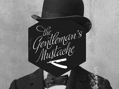 Personal branding personal branding personal identity gentlemans mustache gentleman logo id mustache