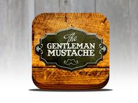 Gentleman Mustache icon