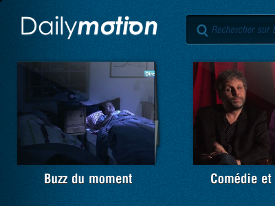 Dailymotion designs, themes, templates and downloadable graphic