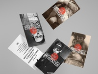 New Business card set