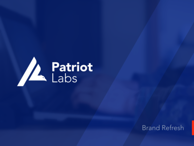 Patriot Labs – Brand Refresh