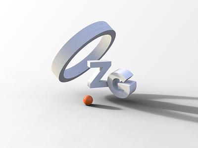 ZwillGen - Brand Refresh/Rebrand tech industry vibrant color swag 3d monogram orange law firm logo lawyer identity identity design branding logo designs redesign logo design law firm law logo