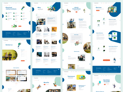 Software Development Company Web Design & Development assets digitalart sneakpeek illustrations userinterface uiuxdesign webdesign web uiux ui company software development software