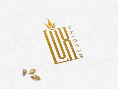 Lux Wedding Logo