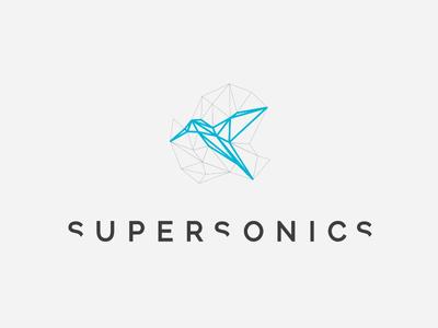 Supersonics Logo