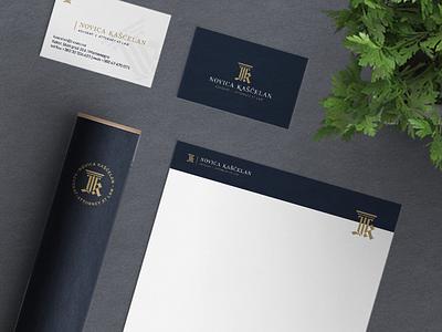 Corporate Identity Portfolio bestdesign awesome logodesign logo card businesscard letter branding visual identity visualid graphicdesign corporateid