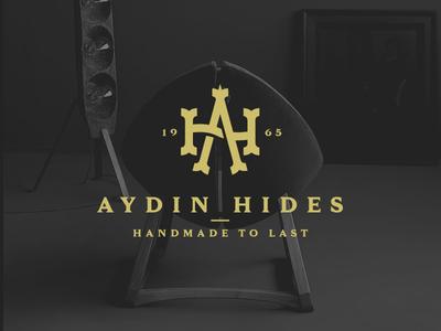 AYDIN Hides logo