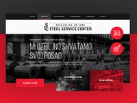 SSC web design