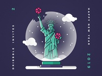 Holiday Giveaway - 2 Dribbble Invites