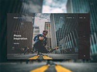 Photography Inspiration Website