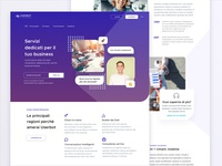 Userbot - What We Do Page