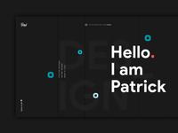 My Personal Website -  Bepatrickdavid.com