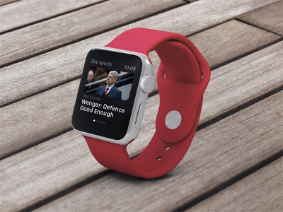 Sky Sports for Apple Watch ios apple watch news sports