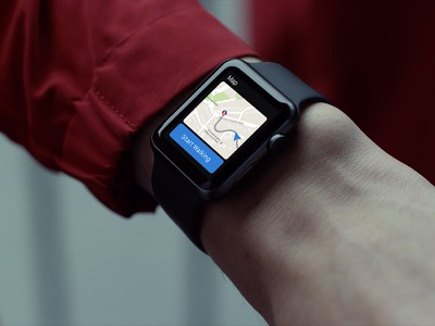 Sky Sports Pub Finder Watch App watchos ux ui maps ios apple app apple watch