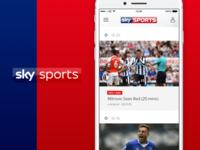 Sky Sports Live Timeline Feed